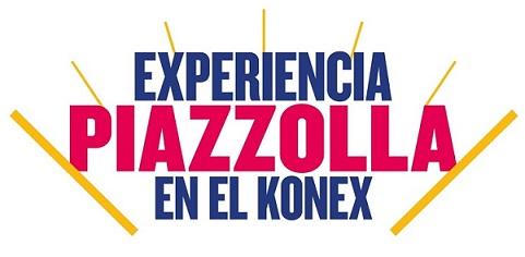 Experiencia Piazzolla en el Konex del 6 al 11 de septiembre Ciudad Cultural Konex