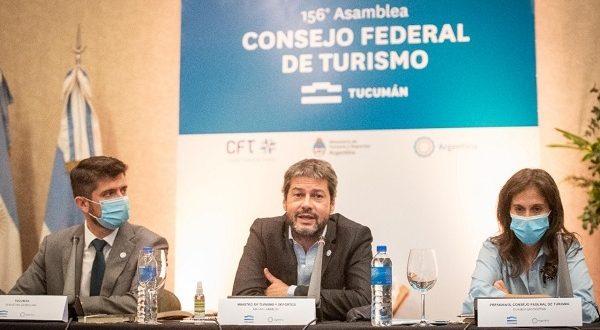 """Lammens en Tucumán: """"La recuperación está en marcha""""."""